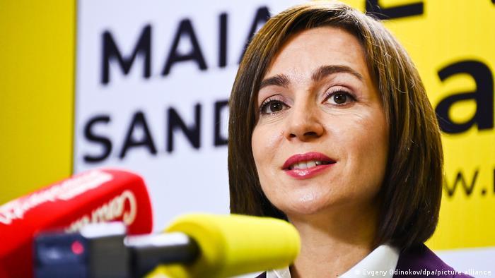 Майя Санду - наступна президентка Молдови