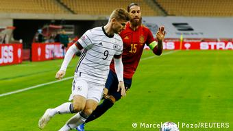 UEFA Nations League | Spanien v Deutschland