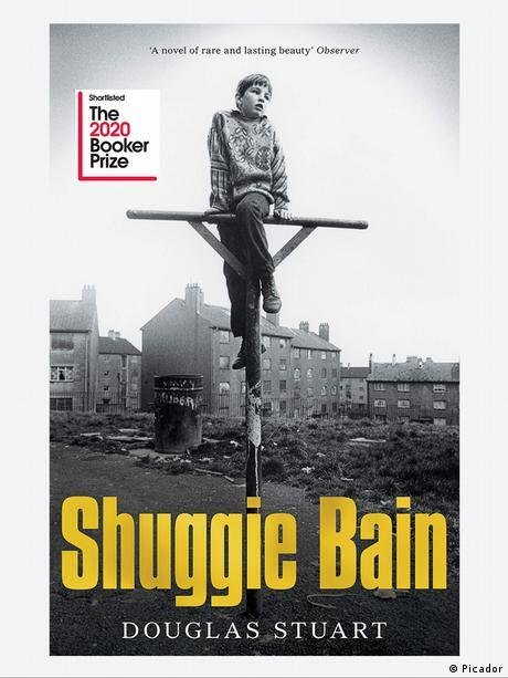 book cover Shuggie Bain by Douglas Stuart