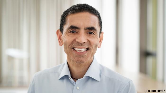 Ugur Sahin - CEO of BioNTech