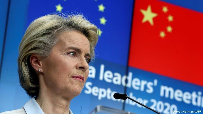 德语媒体:欧洲,请擦亮眼睛!