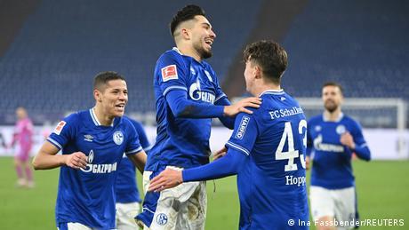 Germany Bundesliga FC Schalke 04 v TSG Hoffenheim | 3rd gate Matthew Hoppe