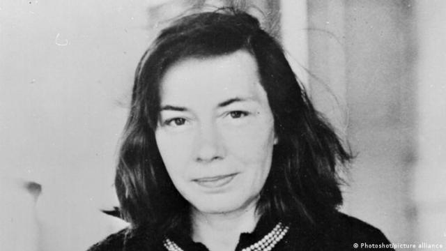Patricia Highsmith in 1968