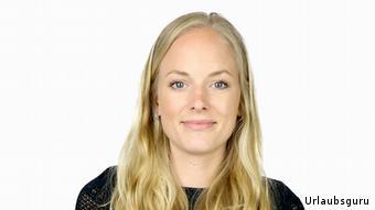 Αννίκα Χουνκεμόλερ, εκπρόσωπος της urlaubsguru.de