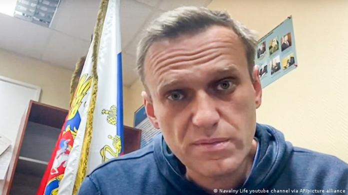 Alexei Navalny, the jailed Kremlin critic