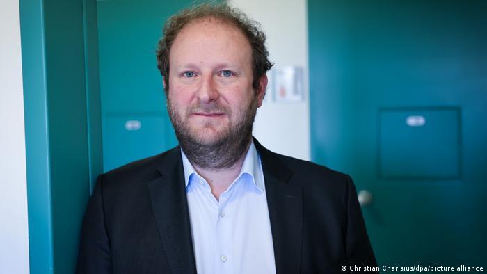 A picture of Sönke Schulz