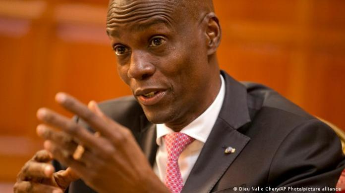 Haiti's president Jovenel Moise alleged that there was an attack on his life