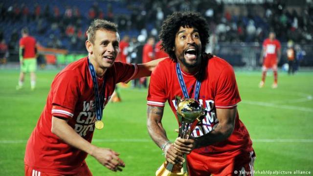 2013 - Bayern beat Casablanca for third title