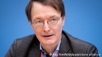 SPD'li vekil Prof. Dr. Karl Lauterbach