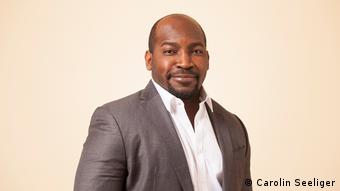 Photograph of Harrison Mwilima