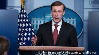 ABD Başkanı Joe Biden'ın Ulusal Güvenlik Danışmanı Jake Sullivan