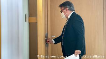 Ο βουλευτής της CSU Γκέοργκ Νούσλαϊν