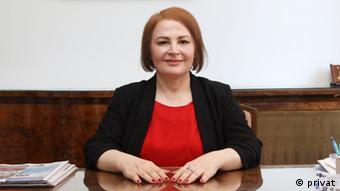 Türkiye Gazeteciler Cemiyeti Genel Sekreteri Sibel Güneş
