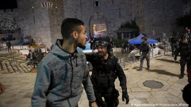 Israel | Ausschreitungen in Jerusalem