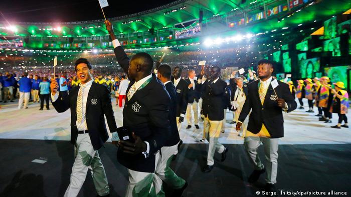 Refugee Olympic Team 2016