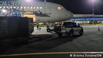 Guinea-Bissau I Internationaler Flughafen Osvaldo Vieira