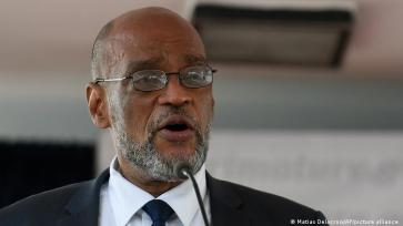 Haiti: Ariel Henry assumes post as prime minister | News | DW | 20.07.2021
