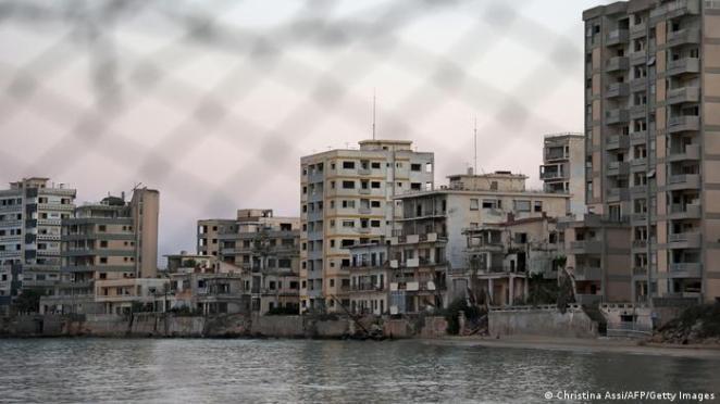 Kapalı Maraş'ın bazı yerleri 46 yıl sonra yeniden ziyarete açıldı