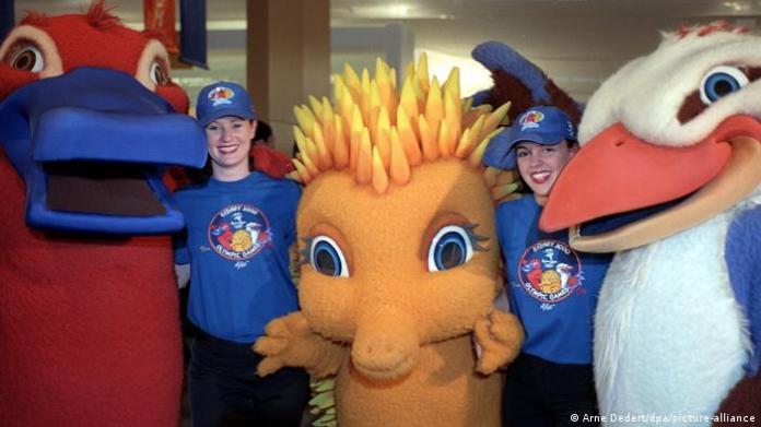 Sydney 2000 Olympics: Ole, Syd and Millie