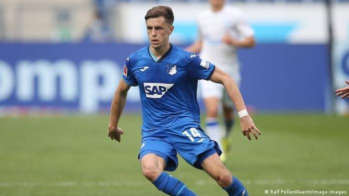 Christoph Baumgartner (21 years old) - Hoffenheim