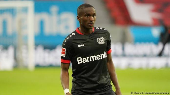 Moussa Diaby (22 years old) - Bayer Leverkusen