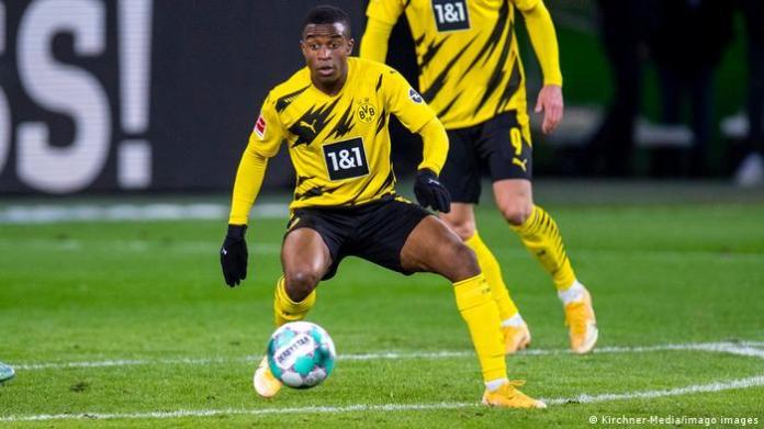 Youssoufa Mukoko (16 years old) - Borussia Dortmund