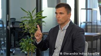 Павло Клімкін: Кирилиця є частиною нашої ДНК
