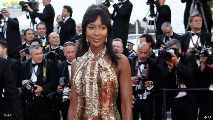 Naomi Campbell at the Cannes Film Festival FLASH Gallery (AP)