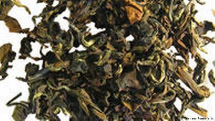 Superior Fancy Oolong Teeblätter (Teehaus Ronnefeldt)