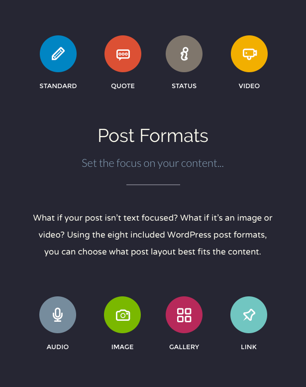 RPost Formats