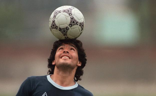 Goodbye to Diego Maradona, the great football myth