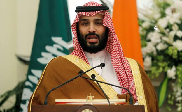 Mohammed bin Salman, saudischer Kronprinz.