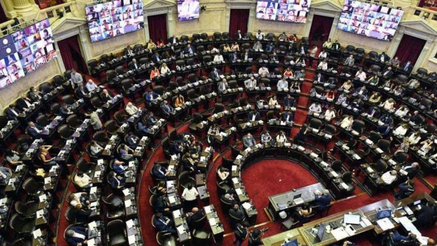 Con polémica y tensiones, el Congreso vuelve a la actividad tras las PASO: Guzmán, la ley de Hidrocarburos y el debate por la presencialidad - elDiarioAR.com