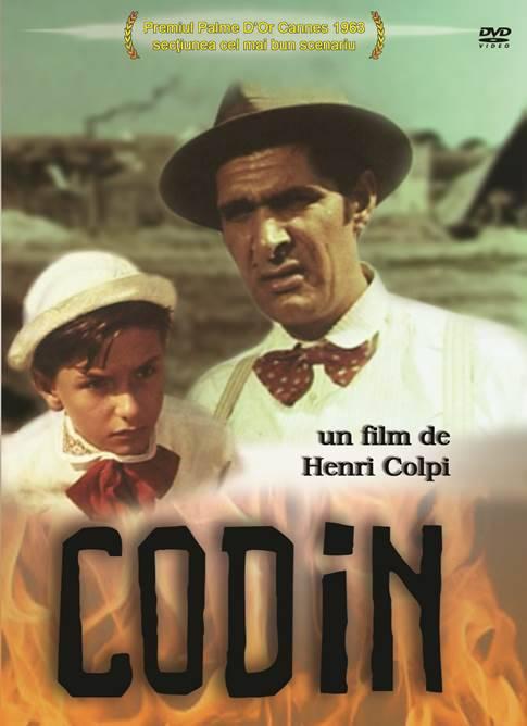Imagini pentru filmul codin poster