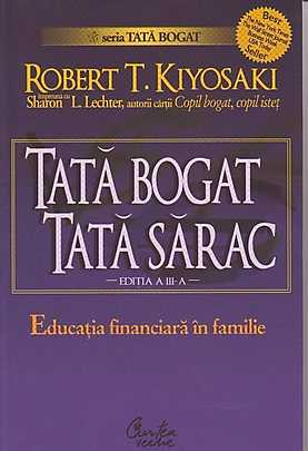 Tata bogat, tata sarac. Educatia financiara in familie