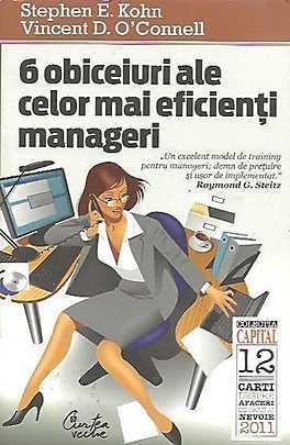 6 obiceiuri ale celor mai eficienți manageri