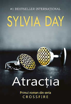 Atractia, Crossfire, Vol. 1 - Sylvia Day