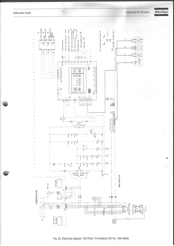Spr Arka Atlas Copco Ga 22
