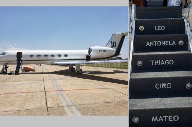 Galería de imágenes - Messi compró un avión de 15 millones de dólares - ElLitoral.com
