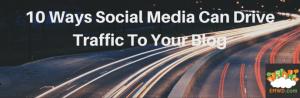 Social Media Traffic To Blog