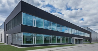 From warehouse to Research and Development center: perfect conversion of CCC Shoes and Bag building