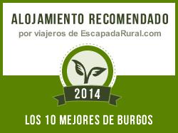 La Umbría, alojamiento rural recomendado en Burgos (Regumiel de la Sierra)