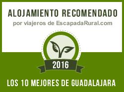 Caballito de Madera, alojamiento rural recomendado en Guadalajara (Pelegrina)