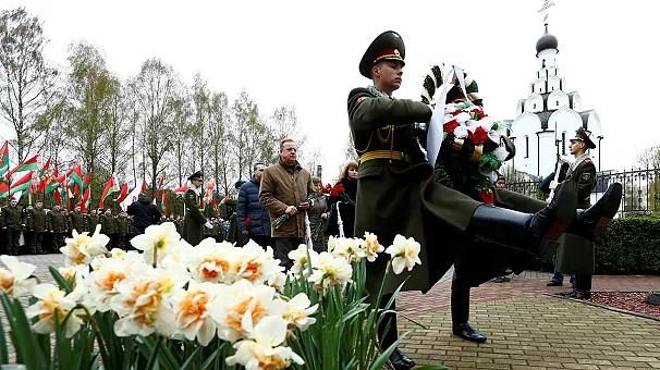 Ukraine marks 30th anniversary of Chernobyl disaster   euronews, world ...