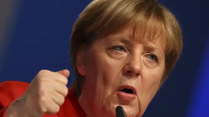 Image result for german chancellor - merkel