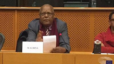 EU parliament writes to Ethiopian president over detained Oromo leader