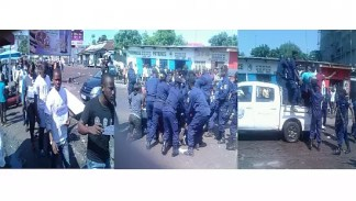 Image result for DRC Christian sect attacks jail, frees leader
