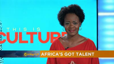 Africa's got talent [Culture on The Morning Call]