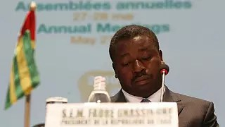 Image result for Togolese defy government ban, insist on end to Gnassingbe dynasty