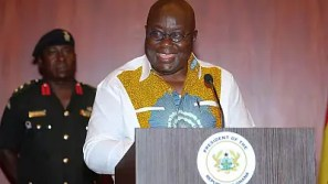 Image result for Ghanaian President urges African leaders to intensify anti-corruption war